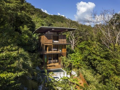 Costa Rica Treehouse / Olson Kundig