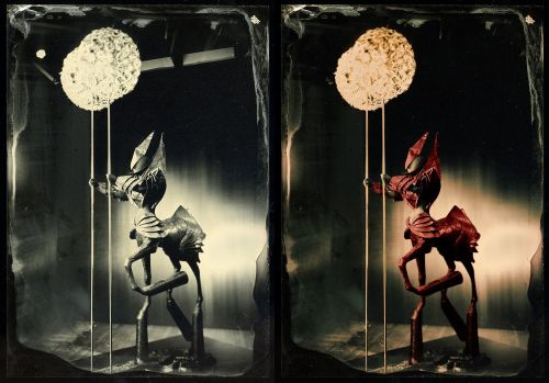 This Photographer Colorizes His Wet Plate Photos with Striking Results