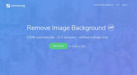 Remove.bg is a Website That Removes Backgrounds from Portraits in Seconds