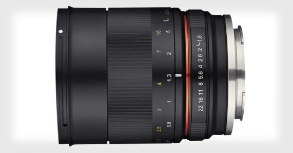 Samyang Unveils an 85mm f/1.8 Prime for Mirrorless Cameras