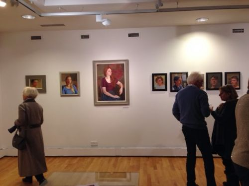 Portrait Painters Today - The Show