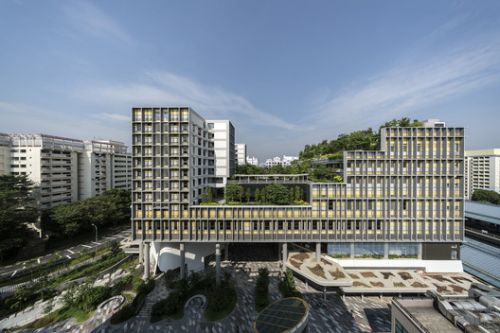WOHA's Kampung Admiralty Singapore Named 2018 Building of the Year at World Architecture Festival