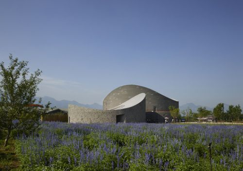 Yanqing Grape Expo / Archea Associati