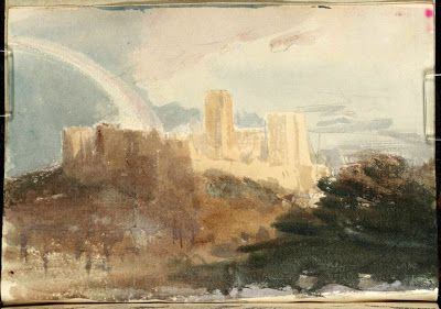 Turner Sketches Durham Cathedral