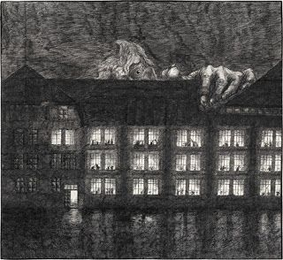 "Hermann Wöhler, The Nightmare also known as ""The Incubus Taking Possession of a House"""