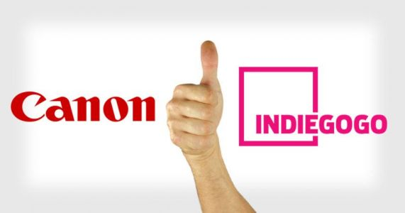 More Companies Like Canon Should Use Crowdfunding Websites