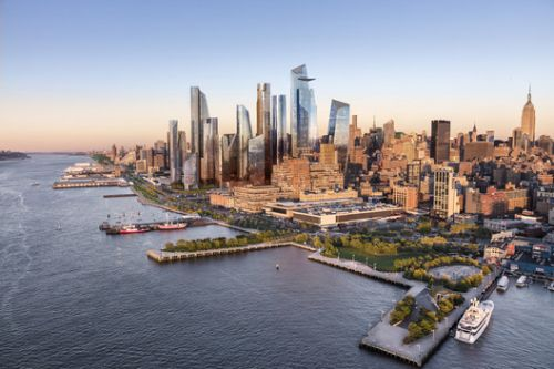 New York City's Hudson Yards Is Finally Open to the Public