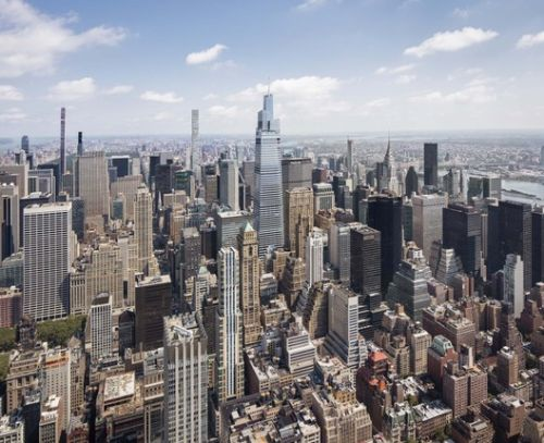 COVID-19 Contributed to Sharp Decline in Completed Skyscrapers in 2020
