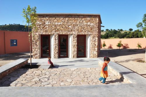 Preschool of Aït Ahmed / BC architects & studies + Tommaso Bisogno
