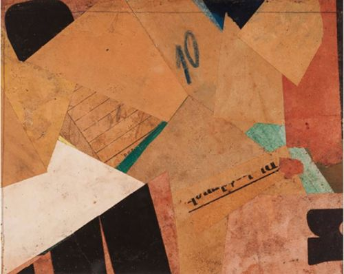Kurt Schwitters. Born on June 20, 1887. Multitalented and multidisciplinary German artist