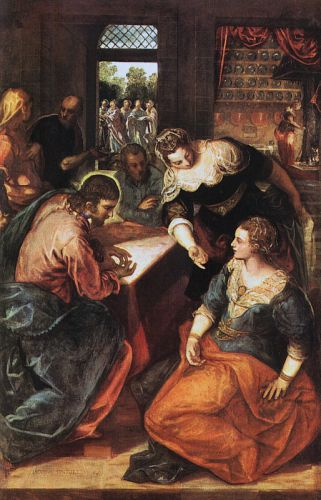 Memorial of Saints Martha, Mary and Lazarus