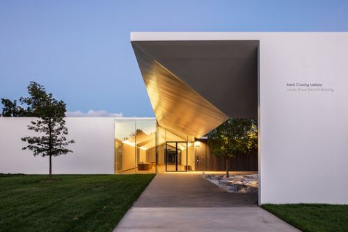 Johnston Marklee's Menil Institute is a Quiet Triumph for a Quiet Art