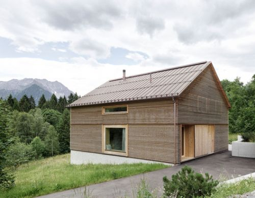 House in Tschengla / Innauer-Matt Architekten