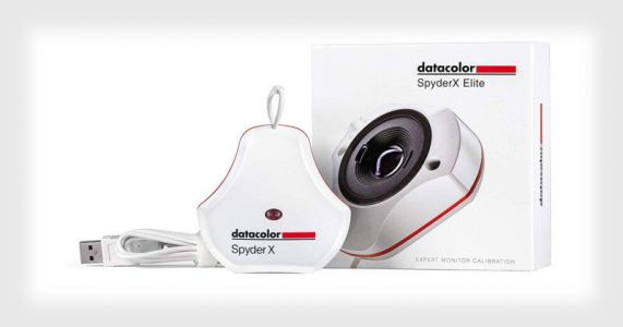 Datacolor Unveils the SpyderX Color Calibration Tool for Monitors