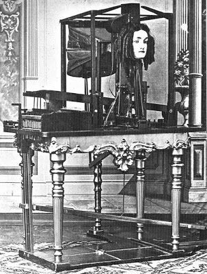The Euphonia, a Victorian Talking Machine