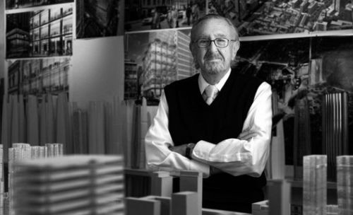 César Pelli, Designer of Iconic Buildings Around the World, Dies at 92