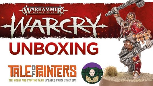 Unboxing: Warhammer Age of Sigmar Warcry