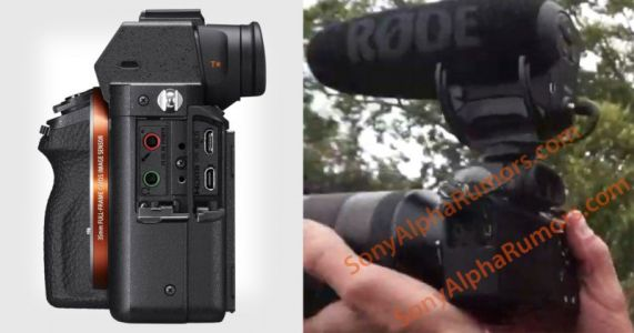 Blurry Photo of Sony a7S III Leaked, Prototype Shoots 4K/120p: Report