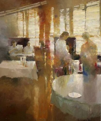 Paintings by Dan McCawDan McCaw is one of