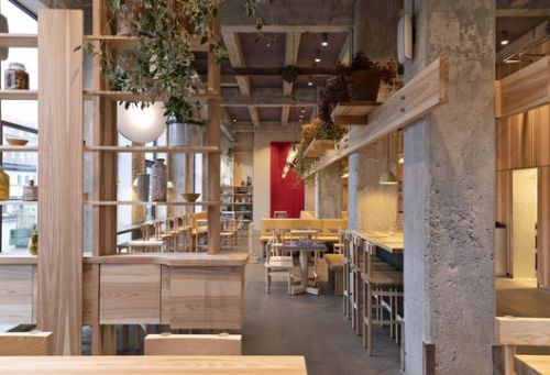 POPL Restaurant / Spacon & X