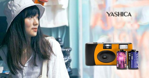 Yashica Unveils Three 35mm Cameras and Two New Films