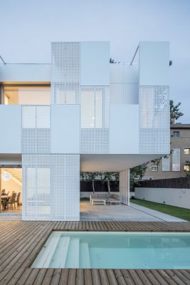 Single Family House Castelldefels / Ral