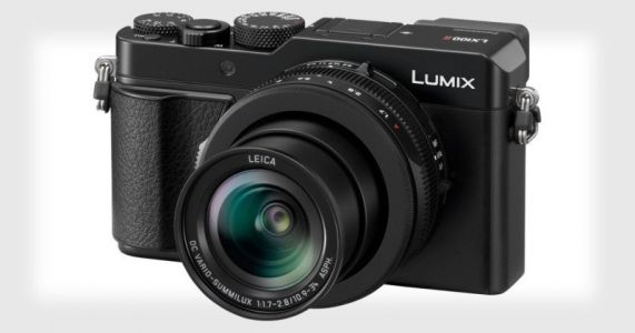 Panasonic Unveils the Lumix LX100 II with a 17MP Sensor and Touchscreen
