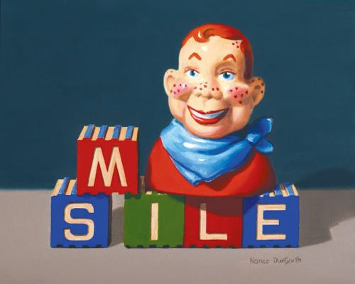 Smile With Howdy Doody