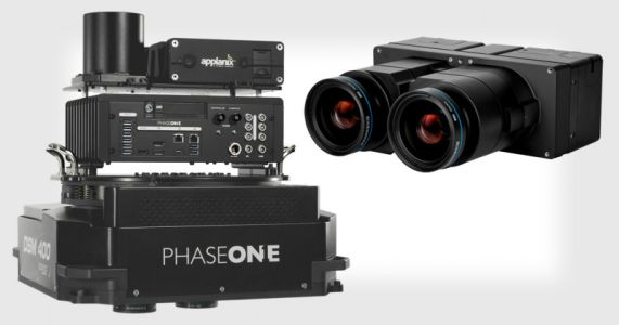 Phase One Industrial Unveils 280MP Aerial Camera System for $455,000