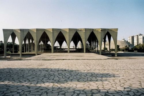 Oscar Niemeyer's Unfinished Architecture in Lebanon May Become a UNESCO World Heritage Site