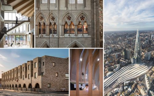 RIBA Announces London's Best New Buildings