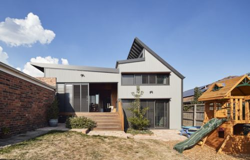 Glen Iris House / PHOOEY Architects