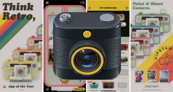 Hipstamatic is Back with a Free Camera App for Analog Photography Lovers