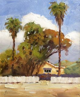 CRYSTAL COVE YELLOW HOUSE by TOM BROWN
