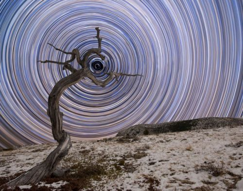 The Time Between: A Look Through the Eyes of an Astrophotographer