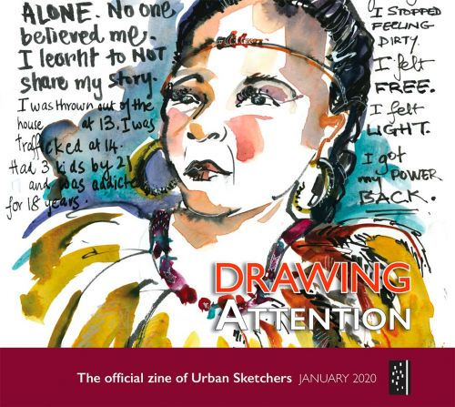Drawing Attention January 2020