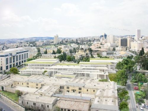 SANAA's Bezalel Academy in Jerusalem Set for 2022 Opening