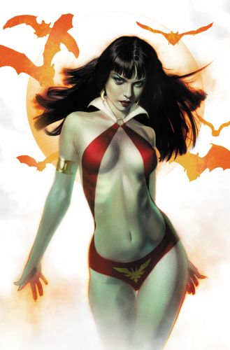 SCOTT'S COLLECTABLES, SDCC, and VAMPIRELLA!