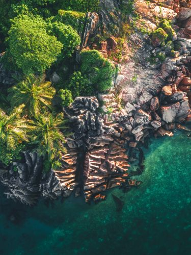Aerial Photographer Kevin Krautgartner Uses Squarespace to Showcase the Earth's Fragile Beauty