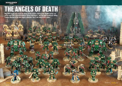 Chat: The Missing Models! - Dark Angels in White Dwarf