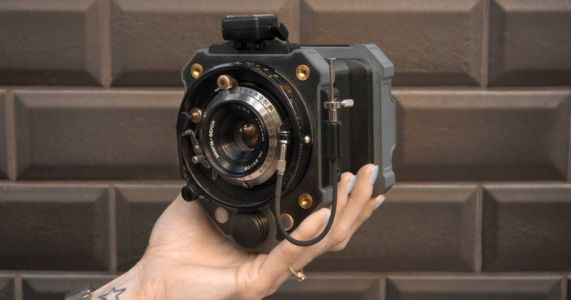 Goodman One is an Open-Source, 3D-Printed Analog Camera