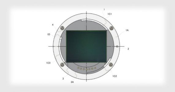 Canon Patents a New Lens Mount