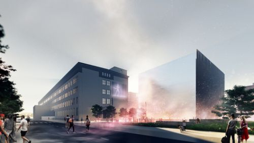 JKMM's Dance House Helsinki is Designed to Advance the Performing Arts