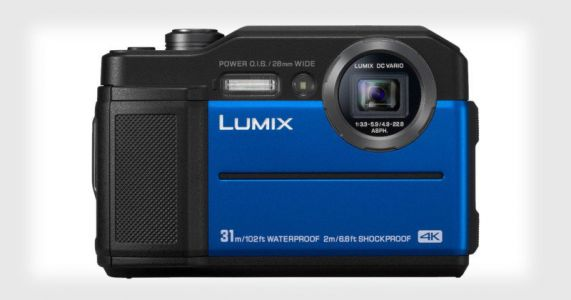 Panasonic Lumix TS7: The First Rugged Compact Camera with a Built-In EVF