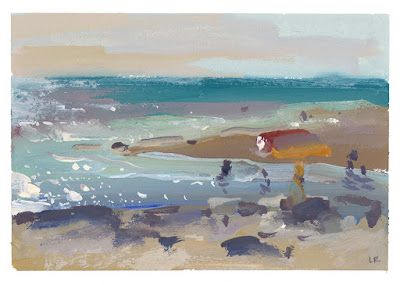 On location with Gouache, July 7 and 8