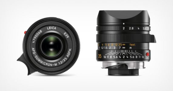 Leica Unveils the APO Summicron-M 35mm f/2 ASPH Lens
