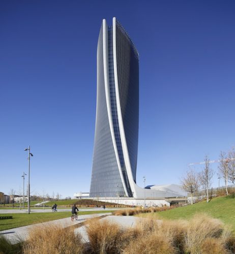 Generali Tower / Zaha Hadid Architects