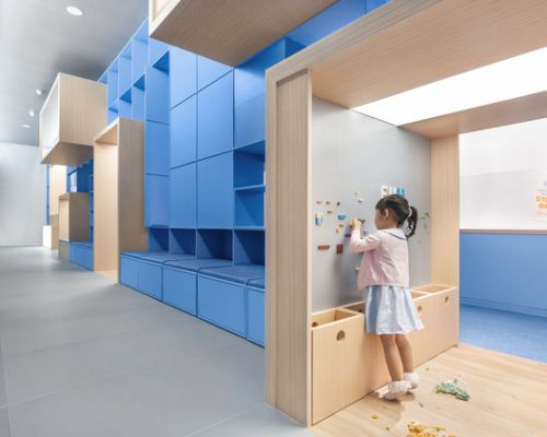 Neuroarchitecture Applied in Children's Design