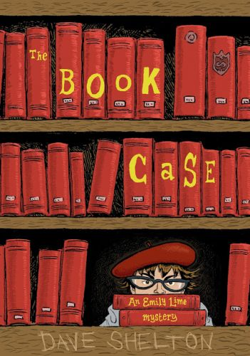 Out today: The Book Case - An Emily Lime Mystery