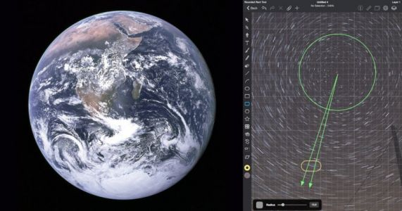 How to Use Your Camera to Calculate the Speed of Earth's Spin